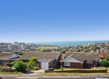 Thumbnail 4 bed detached bungalow for sale in Tumulus Road, Saltdean, Brighton, East Sussex