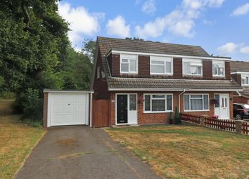 Thumbnail 3 bed semi-detached house for sale in Sovereign Drive, Botley, Southampton, Hampshire