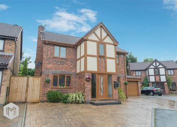 Thumbnail 5 bedroom detached house for sale in Montgomery Way, Radcliffe, Manchester, Lancashire