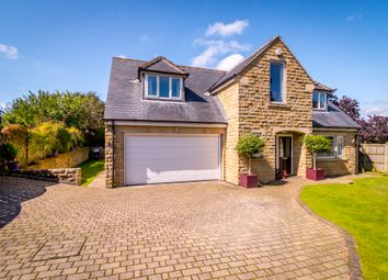 Thumbnail 5 bed detached house for sale in Tawa, Wood House Lane, Woodhouse, Brighouse