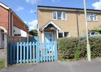 Thumbnail 3 bed semi-detached house to rent in Clarence Road, Fleet