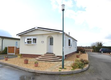 Thumbnail 3 bed mobile/park home for sale in Craft Way, Muxton, Telford