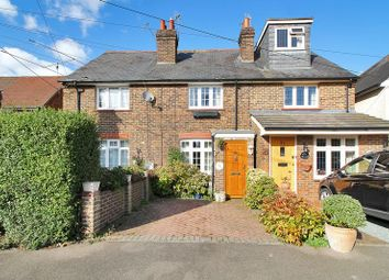 Thumbnail 2 bed terraced house for sale in New Road, Smallfield, Surrey