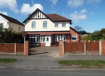 Thumbnail 4 bed detached house for sale in Eastham Rake, Eastham, Wirral