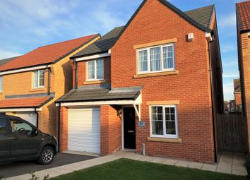4 bed detached house for sale in Hanover Crescent, Shotton Colliery, Durham DH6