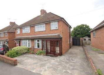 Thumbnail 3 bed semi-detached house for sale in Vauxhall Drive, Braintree, Essex