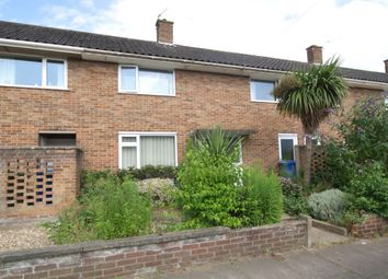 Thumbnail 3 bedroom terraced house for sale in Witard Road, Heartsease, Norwich