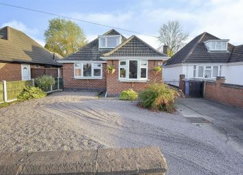 Thumbnail 3 bedroom detached bungalow for sale in Manchester Street, Long Eaton, Nottingham