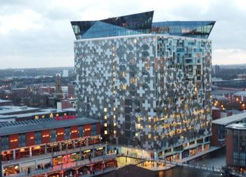 Thumbnail 1 bed flat for sale in 200 Wharfside Street, Birmingham