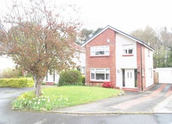 Thumbnail 3 bed detached house for sale in Kirkhill Grove, Cambuslang, Glasgow