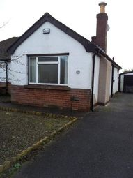 Thumbnail 2 bed bungalow to rent in Harrison Road, Preston