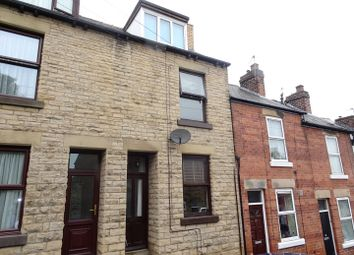Thumbnail 2 bed terraced house to rent in Ibbotson Rd, Walkley