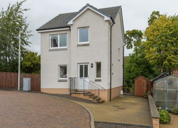 Thumbnail 3 bed detached house for sale in Hill View, Manse Court, Galashiels