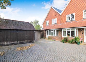 Thumbnail 3 bed semi-detached house for sale in High Street, Handcross, Haywards Heath