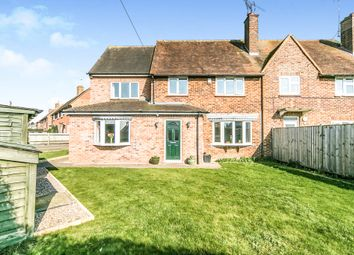 Thumbnail 4 bed semi-detached house for sale in Wheatfields Road, Shinfield, Reading