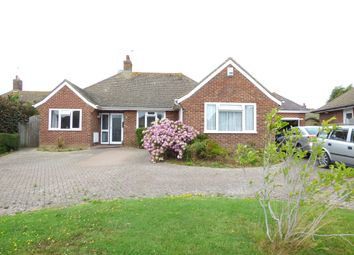 Thumbnail 3 bed detached bungalow for sale in Winston Drive, Bexhill-On-Sea