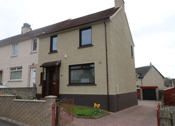 Thumbnail 3 bed end terrace house for sale in Hill Terrace, Markinch, Fife