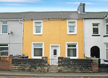 Thumbnail 3 bed terraced house for sale in Church Street, Tredegar, Blaenau Gwent