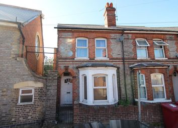 Thumbnail 3 bed end terrace house for sale in Gower Street, Reading