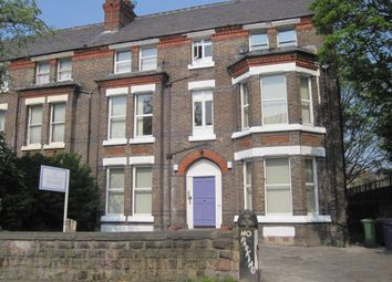 Thumbnail 1 bed flat to rent in Bentley Road, Liverpool