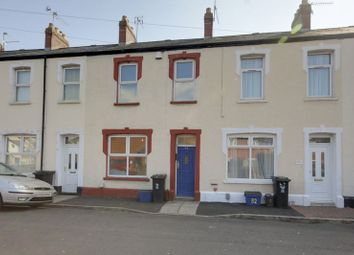 Thumbnail 2 bed terraced house to rent in Oakley Street, Newport