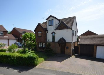 5 bed detached house for sale in Granary Road, East Hunsbury, Northampton NN4