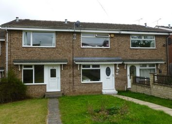 Thumbnail 2 bed property to rent in Broomhill Close, Eckington, Sheffield