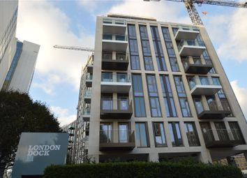Thumbnail 2 bed flat for sale in Admiral Wharf, London Dock, Arrival Square, London