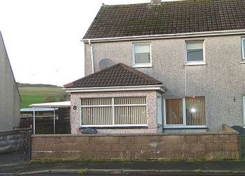 Thumbnail 2 bed semi-detached house for sale in 16 Bridge Of Aldouran, Leswalt