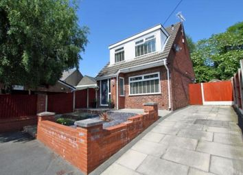 Thumbnail 3 bed detached house for sale in Kilburn Avenue, Ashton-In-Makerfield, Wigan