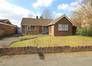 Thumbnail 2 bed detached bungalow for sale in Summerfield Close, Addlestone, Surrey