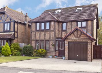 Thumbnail 5 Bed Detached House For Sale In Tyndale Close Bournemouth