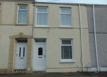 Thumbnail 3 bed terraced house for sale in Sandfield Road, Burry Port