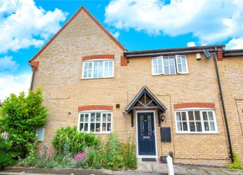 Thumbnail 2 bedroom terraced house for sale in The Thatchers, St Michaels Mead, Bishop's Stortford, Hertfordshire