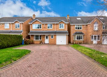4 bed detached house for sale in Mary Rose Close, Cheslyn Hay, Walsall WS6