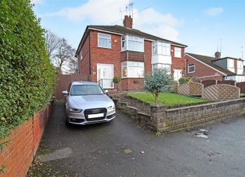 3 bed semi-detached house for sale in Werrington Road, Bucknall, Stoke-On-Trent ST2