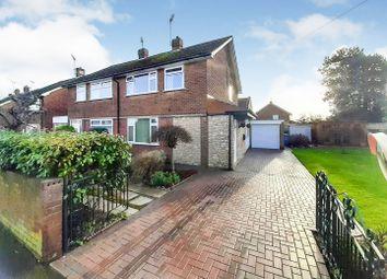 3 bed semi-detached house for sale in Baulk Lane, Worksop S81