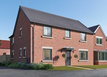 "Thumbnail 4 bedroom detached house for sale in ""The Kempthorne"" at Cautley Drive, Killinghall, Harrogate"
