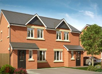 Thumbnail 3 bed semi-detached house for sale in Greenwood Mews, Horwich, Bolton, Lancashire