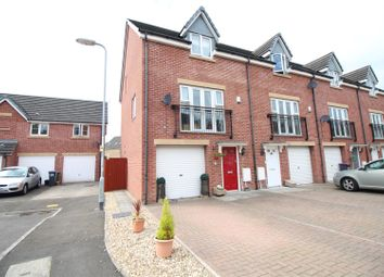 Thumbnail 3 bed terraced house to rent in Stonebridge Park, Croesyceiliog, Cwmbran