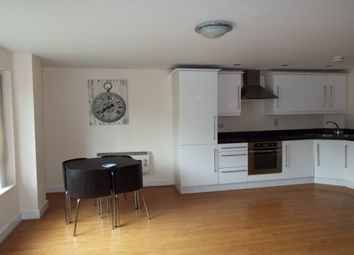 Thumbnail 1 bed flat to rent in Station Road, Latchford, Warrington