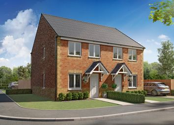 "Thumbnail 3 bedroom semi-detached house for sale in ""Lisburn"" at Findon Way, Skelmersdale"