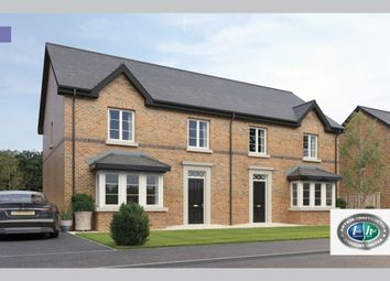 Thumbnail 3 bed semi-detached house for sale in Drumford Close, Kernan Hill Road, Portadown