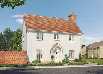 Thumbnail 3 bedroom detached house for sale in St Michaels Way, Off Long Lane, Wenhaston, Suffolk
