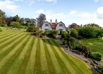 Thumbnail 4 bed detached house for sale in Kirkton Of Mailer Road, Craigend, Perth