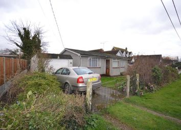 Thumbnail 2 bed bungalow for sale in St. Lawrence, Southminster, Essex