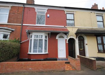 Thumbnail 3 bed property to rent in Butts Road, Walsall