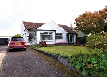Thumbnail 2 bed bungalow for sale in Marshfield Road, Castleton, Cardiff
