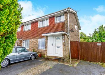 Thumbnail 3 bed end terrace house for sale in Bridge Close, Gillingham