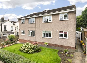 Thumbnail 2 bed flat for sale in Aireville Terrace, Burley In Wharfedale, Ilkley, West Yorkshire